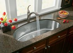 It can be tempting to choose a faucet simply based on aesthetics. But that can leave you disappointed because it doesn't take into account how you'll actually be using the faucet. Make sure your faucet flows nicely with your kitchen and lifestyle by learning about the most common kitchen faucet styles.