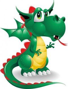 Baby Dragon cartoon image of vector graphics Cartoon Images, Cartoon Art, Cute Cartoon, Clipart, Cartoon Dragon, Dragon Pictures, Cute Dragons, Baby Dragon, Dragon Art