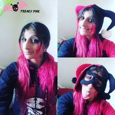 Merci à notre cliente Jessica pour la photo de notre sweat-shirt Harley Quinn <3