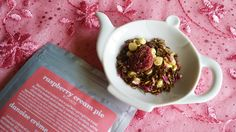 Raspberry Cream Pie Rooibos Tea - David's Tea Spring 2016 Collection Review | Teacups & Travels Raspberry Cream Pies, Davids Tea, Teacups, Spring 2016, Beauty Care, Tea Time, Lifestyle Blog, Tea Party, Hug