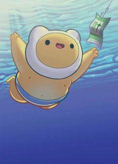Adventure Time in Nirvana