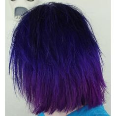 Pravana Vivid Violet and Wild Orchid Hair ❤ liked on Polyvore featuring hair