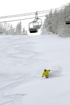powder day at loon in 2012 #ski #bostonexpo @BostonandColoradoSkiandnowboardExpo
