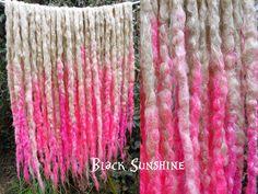 Crochet dreads by Black Sunshine  #fakedreads