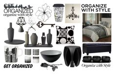 """Get Organized for the New Year"" by ana-silva-386 ❤ liked on Polyvore featuring interior, interiors, interior design, home, home decor, interior decorating, ferm LIVING, Marimekko, Vitra and Regina-Andrew Design"