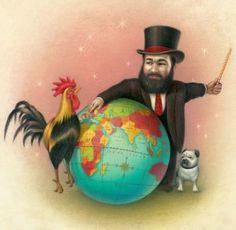 Rooster and world