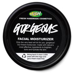 Gorgeous  from Lush | Find more cruelty-free beauty @Quirkist |