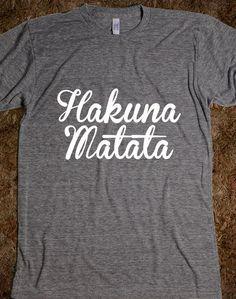 Hakuna matata symbol tatouages pinterest a tattoo hakuna matata and tattoos and body art - Tatouage hakuna matata ...