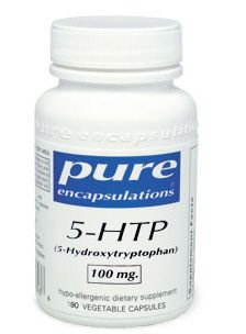 5-HTP (5-hydroxytryptophan) 100mg 180 veg capsule