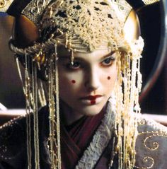 Queen Amidala has always been a style icon for me. (Seriously)