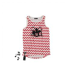 YPORQUE - T-Shirt sonora 100% Cotone  Fashion SS17