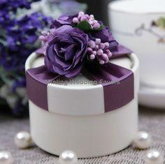 Purple Wedding Favors,  Go To www.likegossip.com to get more Gossip News!