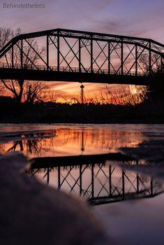 Mirror Image, Bridge, Travel, Viajes, Bridge Pattern, Bridges, Destinations, Traveling, Trips
