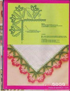 Koronki, Motywy-crochet - Danuta Zawadzka - Picasa Web Albums