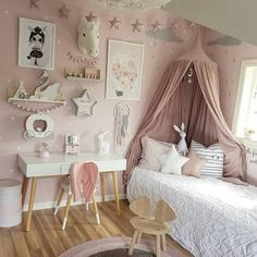 Nice Deco Chambre Petite Fille that you must know, You?re in good company if you?re looking for Deco Chambre Petite Fille Pink Bedroom For Girls, Pink Room, Little Girl Rooms, 4 Year Old Girl Bedroom, Bedroom For Kids, Girl Toddler Bedroom, Tween Girl Bedroom Ideas, Kids Bedroom Ideas For Girls Toddler, Girly Girls