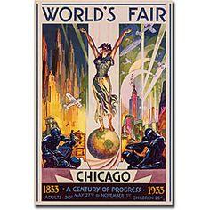 Glen Sheffer 'World's Fair Chicago'