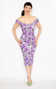 LILAC Wiggle Dress