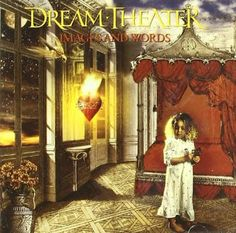 It's Hard To Be A Saint In The City: Dischi: Images And Words (1992) - Dream Theater