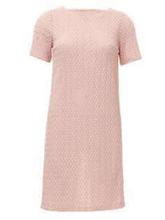 Kleid - rechteckiger Ausschnitt