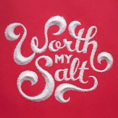 Worth my Salt by Ilona Samcewicz-Parham