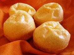 Brazilian Cheese Puffs! (Gluten Free!)