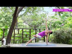 Sequenza energetica di Yoga per bruciare calorie e rimettersi in forma!!