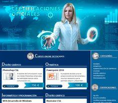 Desarrollo de la plataforma online @arrobaestudios