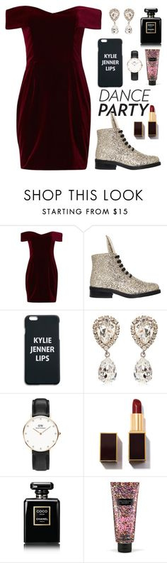 """Untitled #13"" by marywind ❤ liked on Polyvore featuring Nicholas, Minna Parikka, Dolce&Gabbana, Daniel Wellington, Chanel and Victoria's Secret"