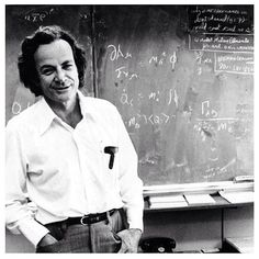 Richard Feynman // Have no respect whatsoever for authority; forget who said it and instead...ask yourself: is this reasonable?""