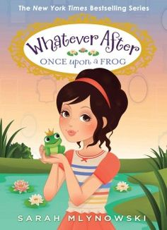 Abby is worried because Jonah has the fairy Maryrose's memories mixed up with his own, but when they try to talk to her they get sucked through the mirror and find themselves in the story of The Frog Prince.