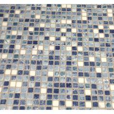 Burts Vinyl Flooring Napa Mosaic Milo 078 Blue Ideas For