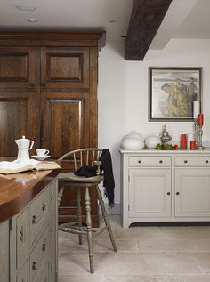Chalon Unfitted Kitchen Small by ChalonHandmade, via Flickr