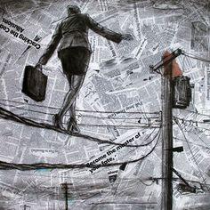 As pinturas de Robert Lebsack