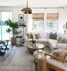 inspi___deco ▪️Scandinave home 💫 Inspi Home Living Room, Apartment Living, Living Room Designs, Living Room Decor, Living Spaces, Living Room Inspiration, Apartment Design, House Rooms, Family Room