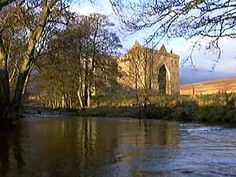 Hermitage Castle - near Newcastleton, Roxburghshire, Scotland.  Sooo want to go here (and all along the Anglo-Scottish Border) some day and walk on the very ground where my Border Reiver ancestors once rode their ponies!