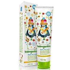 Your baby's skin is sensitive all over, so a wet diaper isnt doing it any favors. With babyganics' soothing diaper rash cream, you can treat and prevent diaper rash, help seal out wetness and protect