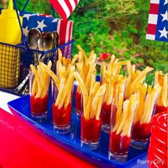 7 Perfect 4th of July Party Food Ideas-Party City