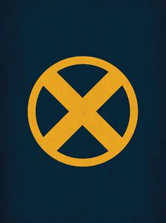 Digital Download X Men Superhero Birthday Party DC door TheRetroInc