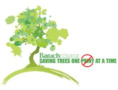 Saving tree logo