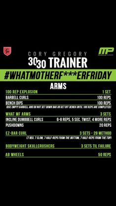 Arms workout Fitness Gym, Muscle Fitness, Gain Muscle, Fitness Tips, Biceps Workout, Gym Workouts, Killer Workouts, Training Workouts, Fitness Exercises