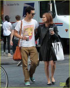 Celeb Diary: Kate Mara & Max Minghella in New York