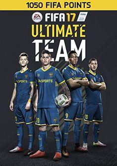 FIFA 17 Fut Points: FIFA 17 Ultimate Team (FUT) - 1050 Points FIFA CRÉER - Créez votre équipe parmi un choix de plus de 12 000 joueurs.…
