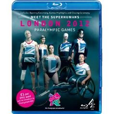 London 2012 Paralympic Games [Blu-ray]