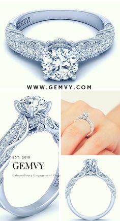 f2927619c 273 Best bridals images in 2019   Diamond Rings, Diamond jewellery ...