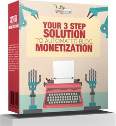 3 step solution... With just a few settings – you'll be able to set up your site to engage and extract maximum revenue instead of struggling to find perfect ad placements..