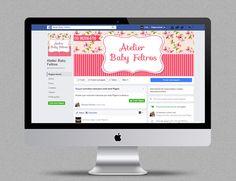 Atelier baby Feltros - Identidade Visual