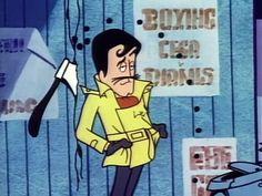 Cool McCool @ The Cartoon Scrapbook Classic Cartoon Characters, Favorite Cartoon Character, Cartoon Tv, Classic Cartoons, 70s Kids Shows, Old Tv Shows, School Memories, Childhood Memories, Bob Kane