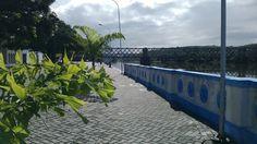 Porto da cidade de São Félix - Bahia
