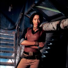 Gina Torres Firefly Gina torres firefly serenity