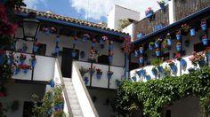 Herencia de la Domus romana, los patios cordobeses son el alma y orgullo de esta ciudad andaluza que... - Externa
